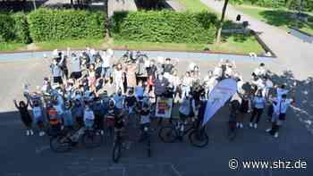 Stadtradeln 2021: Pinneberg vor Rellingen – JCS-Schüler legen 43.000 Kilometer zurück | shz.de - shz.de