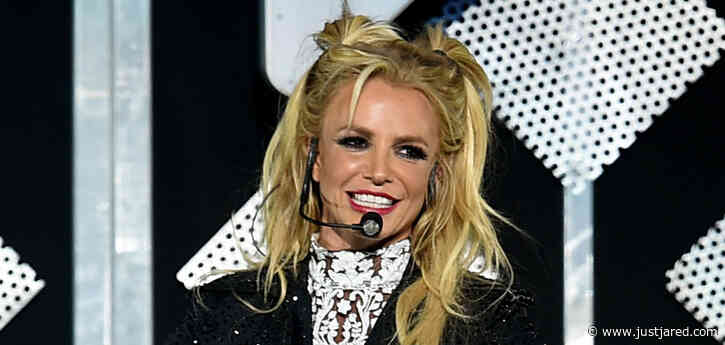Britney Spears Gives Rare Glimpse at Her 'Favorite' Tattoo