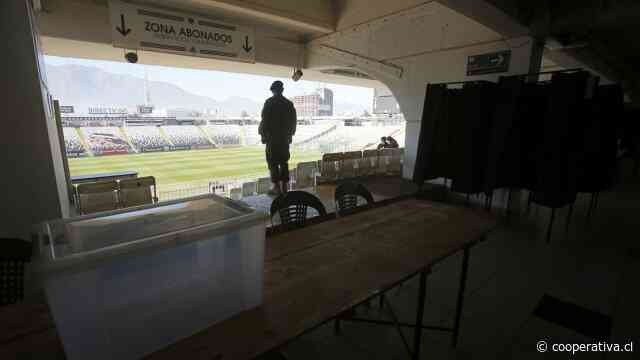 Estadio Monumental alista últimos detalles para la segunda vuelta de gobernadores