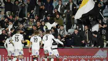 Macarthur sink Mariners in A-League finals - South Coast Register
