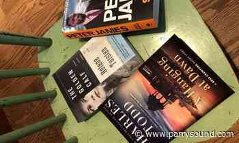 Enjoy this trio of mystery novels, Parry Sound-Muskoka - parrysound.com