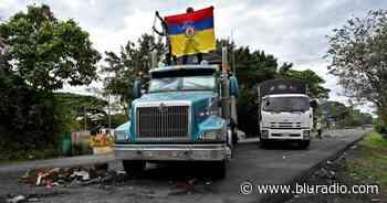 Alcaldías de Cali y Yumbo desconocen orden presidencial de levantar bloqueos: MinJusticia - Blu Radio