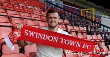 Pierce Sweeney signs for Swindon Town after turning down Exeter City contract extension - Devon Live