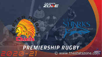 2020-21 Premiership Rugby – Exeter Chiefs vs Sale Sharks Preview & Prediction - The Stats Zone