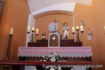 Medina del Campo remodela la capilla de su Plaza de Toros - La Voz de Medina Digital