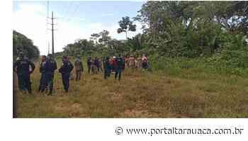 Cemitério clandestino é descoberto em Ananindeua; quatro corpos já foram encontrados - PORTAL TARAUACÁ