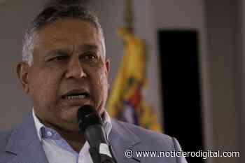 Pedro Carreño, sobre bandas de Cota 905 y La Vega: Con la delincuencia no se negocia, sino se ataca y erradica - Noticiero Digital