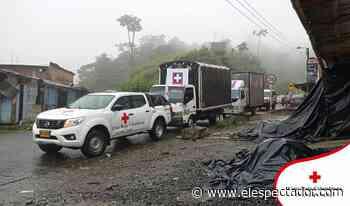 No cede emergencia humanitaria en Roberto Payán, Nariño - El Espectador