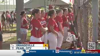 Orangeville softball crowned sectional champs, Oregon and Harlem fall short - WIFR