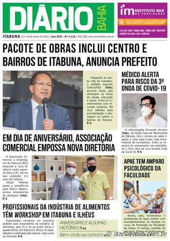Diário Bahia reúne destaques de Itabuna e região - Diário Bahia