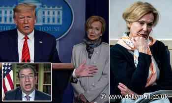 Former White House COVID coordinator Deborah Birx 'wanted Donald Trump to lose election'