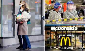 Melbourne Southbank Mcdonald's closed due to Covid scare amid mystery case discovery