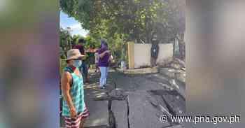 MGB declares Antique's village unsafe for dwelling - pna.gov.ph