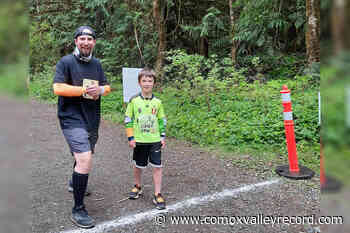 Cumby Trail Race raises $15,000+ for Cumberland forest protection - Comox Valley Record
