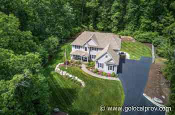 Cumberland Home on 16.5 Acres Offered for $1,190,000 - GoLocalProv