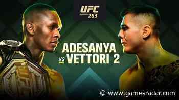 UFC 263 live stream: watch Adesanya vs Vettori online, free option, start times, and full card details