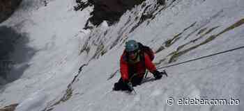 Bolivianos Ayaviri y Bialek escalarán montaña de 8.611 metros | EL DEBER - EL DEBER
