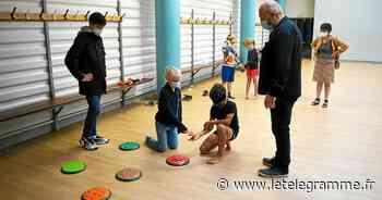 Sensibilisation aux handicaps dans les écoles du Relecq-Kerhuon - Le Télégramme