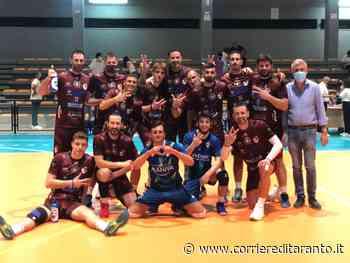 Volley Grottaglie: vittoria cruciale ad Ugento - Corriere di Taranto