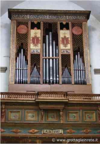 L'Organo della Chiesa Madre di Grottaglie torna a cantare - Grottaglie in rete