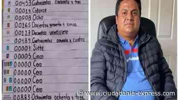 San Pablo y San Pedro Teposcolula eligen a candidato sin registro - Ciudadania Express