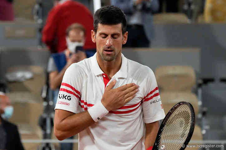 Novak Djokovic goes for 19th Grand Slam title at French Open