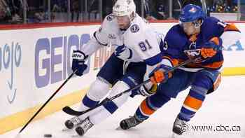 'It's going to be a battle': Lightning, Islanders envision tight Stanley Cup semifinal
