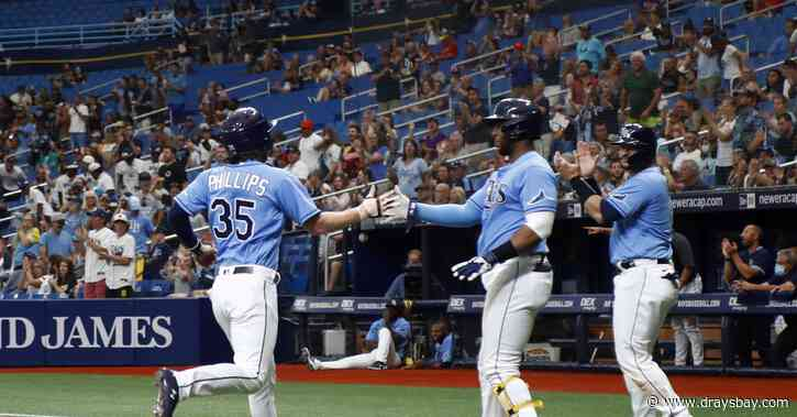 Rays 5 Orioles 4: Here's why we don't question the Cash quick hook