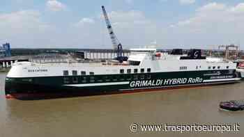Grimaldi riceve due nuove navi ro-ro e car carrier - TrasportoEuropa - TrasportoEuropa
