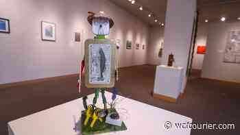 WATCH NOW: 'First Fifty' at Hearst Center showcases work by professional, amateur artists - WCF Courier