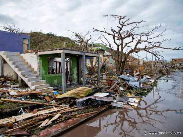 Solo 2 casas se han construido en San Andrés y Providencia, tras Iota - Portafolio.co