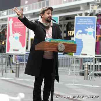 Lin-Manuel Miranda thrilled to feature beloved Washington Heights in new movie