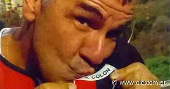 """Dady Brieva: """"Me gustaría que Colón gane la Libertadores"""" - Olé"""