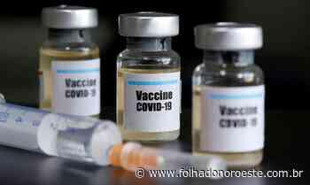 Frederico Westphalen vai receber mais 1.401 doses de vacinas contra a Covid-19 - Jornal Folha do Noroeste