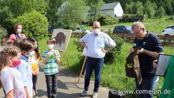 Als erst dritte Schule im Märkischen Kreis: Waldorfschule Neuenrade ist jetzt Naturpark-Schule - come-on.de