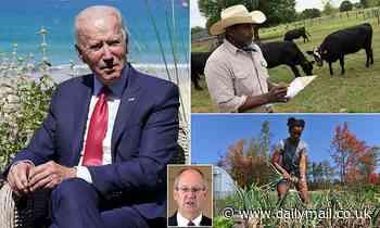 Judge halts Biden's 'unconstitutional' $4BN program to pay debt for farmers of color