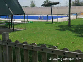 Guadaqué - La piscina municipal de Villanueva de la Torre abrirá el martes 15 - Guadaque