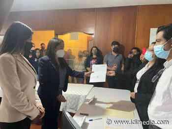 Andrea Villanueva recibe constancia de mayoría y validez sobre elección de Diputados locales - IDI MEDIA