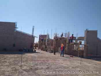 Universidad en ejido Villanueva de Viesca al 40 % de construcción - El Siglo de Torreón