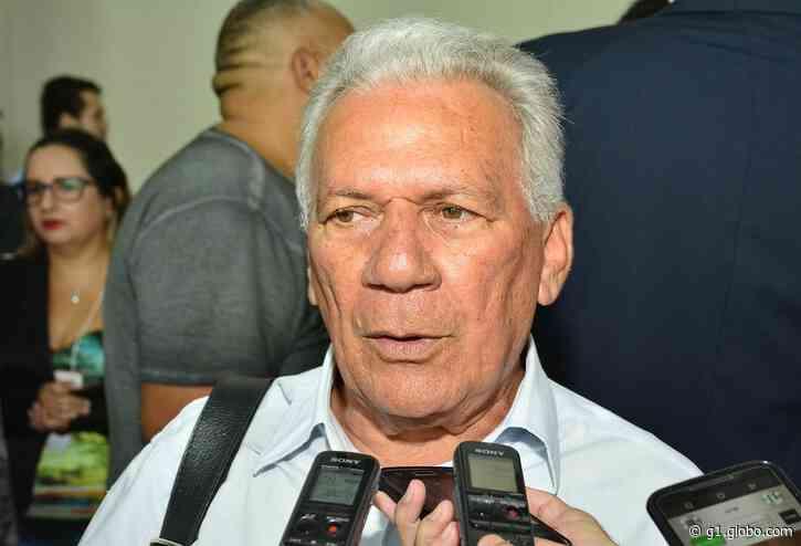 Prefeito de Cajazeiras, na PB, é internado por causa de comprometimento dos pulmões - G1
