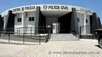 VÍDEO: Polícia Civil cumpre Mandado de Prisão por crime de roubo em Cajazeiras - Diário do Sertão