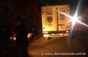 Ao voltar da roça, agricultor da região de Cajazeiras é assassinado com vários tiros na cabeça - Diário do Sertão