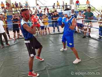 Curumaní será sede del clasificatorio de boxeo juvenil - ElPilón.com.co