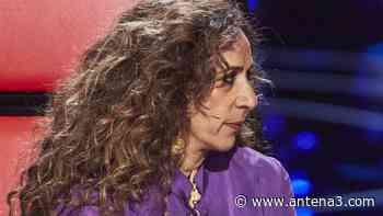 """""""Canta tú que yo no llego"""": la reacción de Rosario en el escenario con una talent en 'La Voz Kid - Antena 3"""