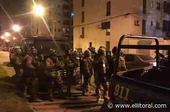 Rosario: la Policía realizó múltiples allanamientos por balaceras y usurpaciones - El Litoral