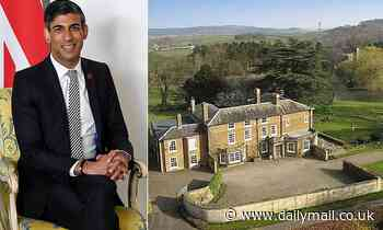 Rishi Sunak planning to build swimming pool, gym and tennis court at his £2million Yorkshire mansion