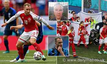 Christian Eriksen is unlikely to play football again, says NHS expert - and could face Italy BAN