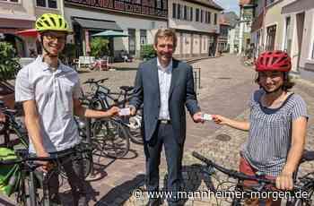 Neckar-Bergstraße: Fahrrad statt Auto - Stadtradeln startet - Ladenburg - Nachrichten und Informationen - Mannheimer Morgen