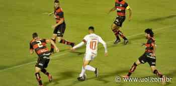 Inter x Vitória: Colorado tem Daniel no gol e dupla de centroavantes - UOL Esporte