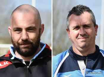 Rugby à Nogent-le-Rotrou. Sébastien et Laurent, le duo des U10 du RCPN - actu.fr
